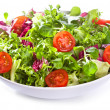 Fresh salad — Stock Photo #12682057