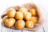 Patatas frescas — Foto de Stock
