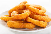 Onion rings — Stockfoto
