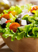 Greek salad — Fotografia Stock