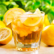 Royalty-Free Stock Photo: Glass of ice tea
