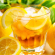 Glass of ice tea — Stock Photo #23746209