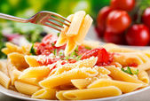 Penne pasta — Stock Photo