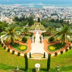 Bahai Gardens — Stock Photo #25934433