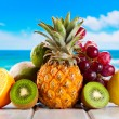 Fresh fruits — Stock Photo #26931901