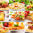 Stock Photo: Different pasta