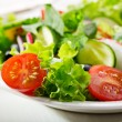 fresh salad&quot — Stock Photo #29355689