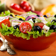 greek salad&quot — Stock Photo #29355819