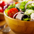 greek salad&quot — Stock Photo #29355847