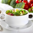 Vegetable soup — Stock Photo #30962151