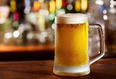 Bira bardağı — Stok fotoğraf