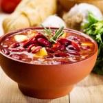 Bean soup — Stock Photo #36161479