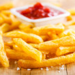 French fries — Stock Photo #37021893