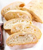 Ciabatta bread — Stock Photo