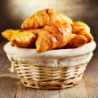 Fresh croissants — Stock Photo #41677329