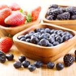 Fresh berries — Stock Photo #42322967