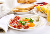 Breakfast — Stock Photo