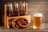 Mug of beer — Stockfoto