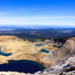 Bulgarian rila lakes — Stock Photo