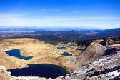 Bulgarian rila lakes — Stock Photo