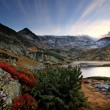Bulgarian lake in rila mountain — Stock Photo