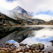 Stock Photo: Bulgarimountain lake