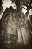 Spooky house — Stock Photo