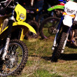 Moto cross — Foto de Stock