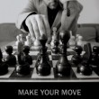 Chess conceptual — Stock Photo