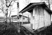 Bw villas — Stock Photo