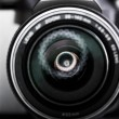 Close-up camera — Stock Photo