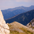 Stock Photo: Pirin mountain in autumn time