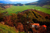 Pastoral autumn in Rhodopes — Stock Photo