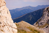 Pirin mountain in autumn time — Stock Photo