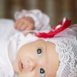 Little cute baby portrait — Stock Photo #19222893