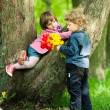 Date in park — Stock Photo #22084547