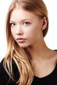 Beautiful teen girl portrait — Stock Photo