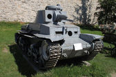 PanzerKW2 — Stock Photo