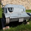 Stock Photo: TKF tankette