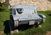 TKF tankette — Stock Photo
