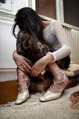 Sex trafficking — Stock Photo