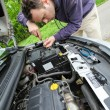Car fixing — Stock Photo #44617543