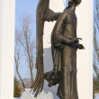 Stock Photo: Propitiatory Angel. Omsk.Russia