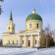 Stock Photo: Cossack Cathedral.Omsk.Russia