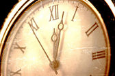 Old pcket watch close-up — Stock Photo