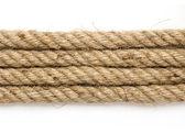 Gros plan d'une partie de la corde — Photo