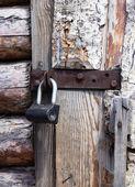 Metall lock — Stockfoto