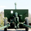 Cannon from second world war — Stock Photo