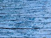 Blue wooden texture — Stock Photo