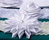 Fleurs artificielles — Photo